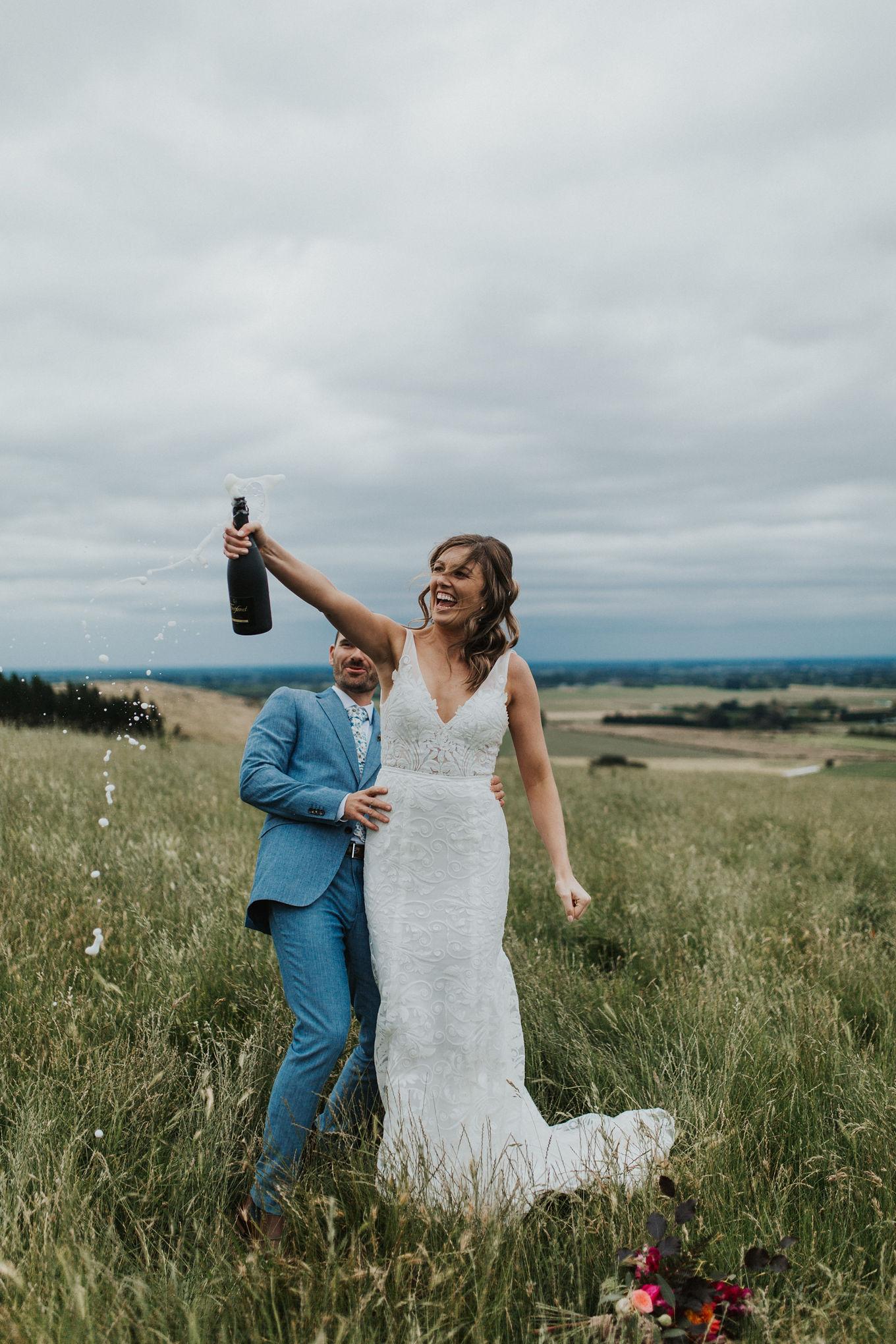 Jenn Quinn Hera Couture Bosset Gown