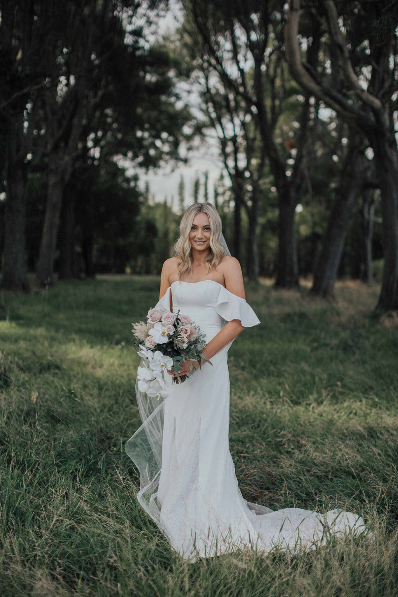 Hera Couture Barnett Gown Wedding Dress
