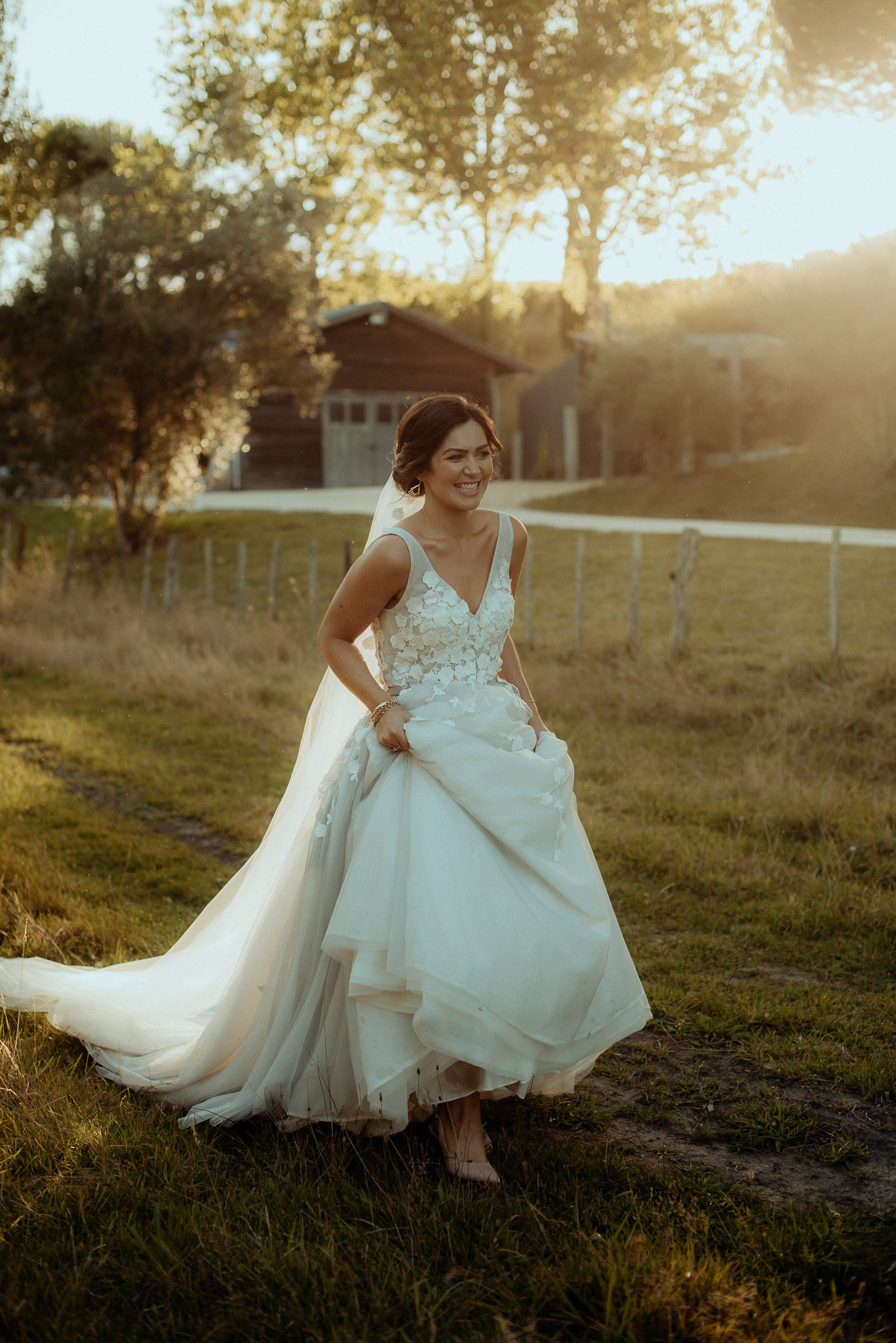 Phoebe And Tom Hera Couture Custom Made Lavant 939