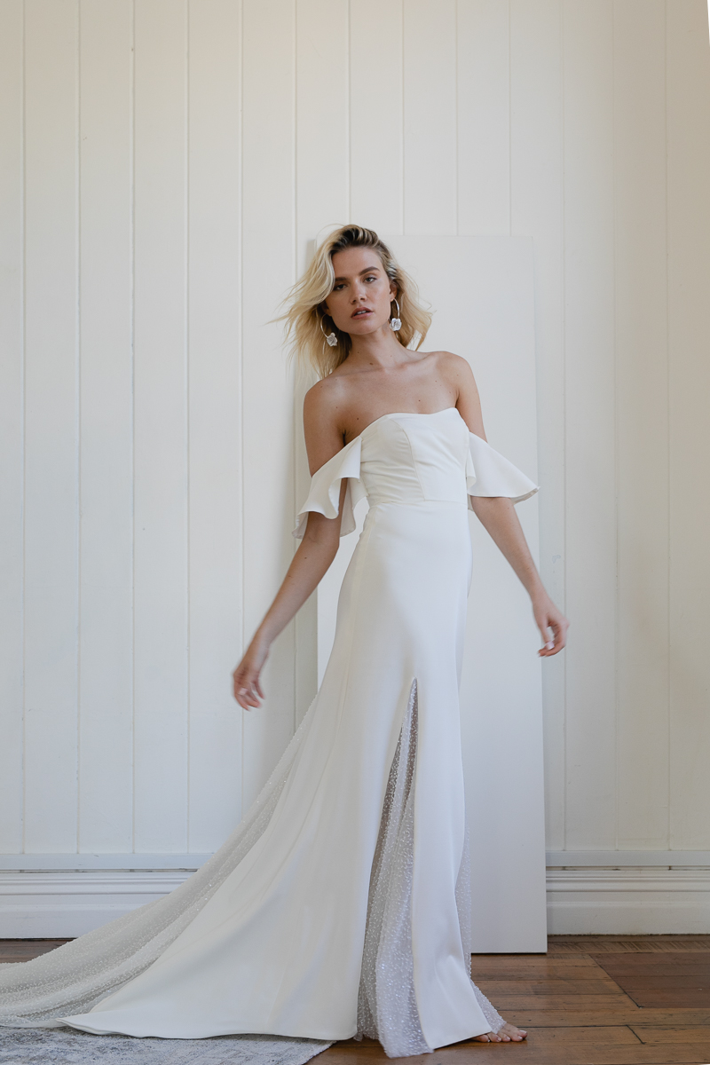 20190902 Hera Couture Corp Studio Day 1 Afternoon 2128Barnett Wedding Dress White