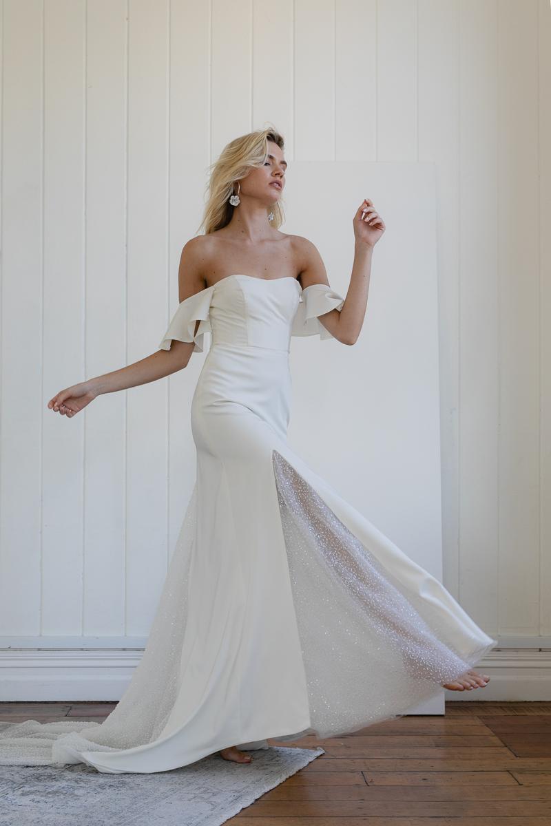 20190902 Hera Couture Corp Studio Day 1 Afternoon 2130Barnett Wedding Dress White