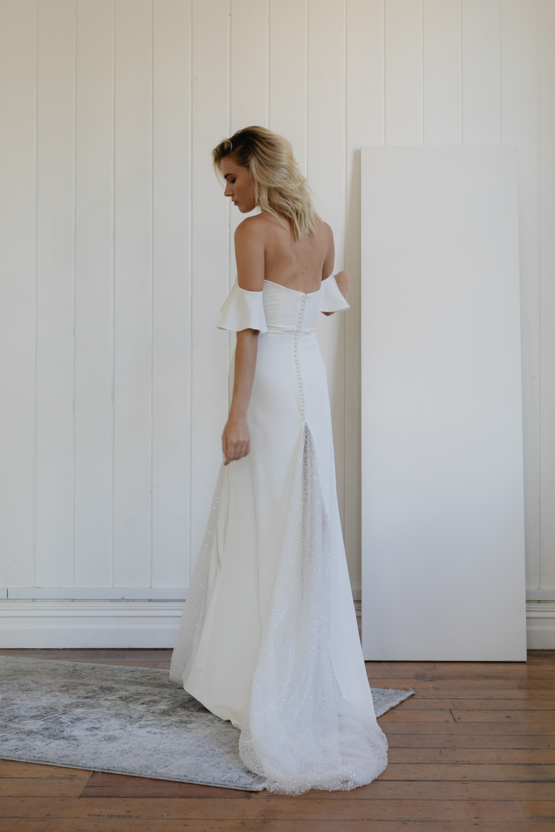 20190902 Hera Couture Corp Studio Day 1 Afternoon 2176Barnett Wedding Dress White