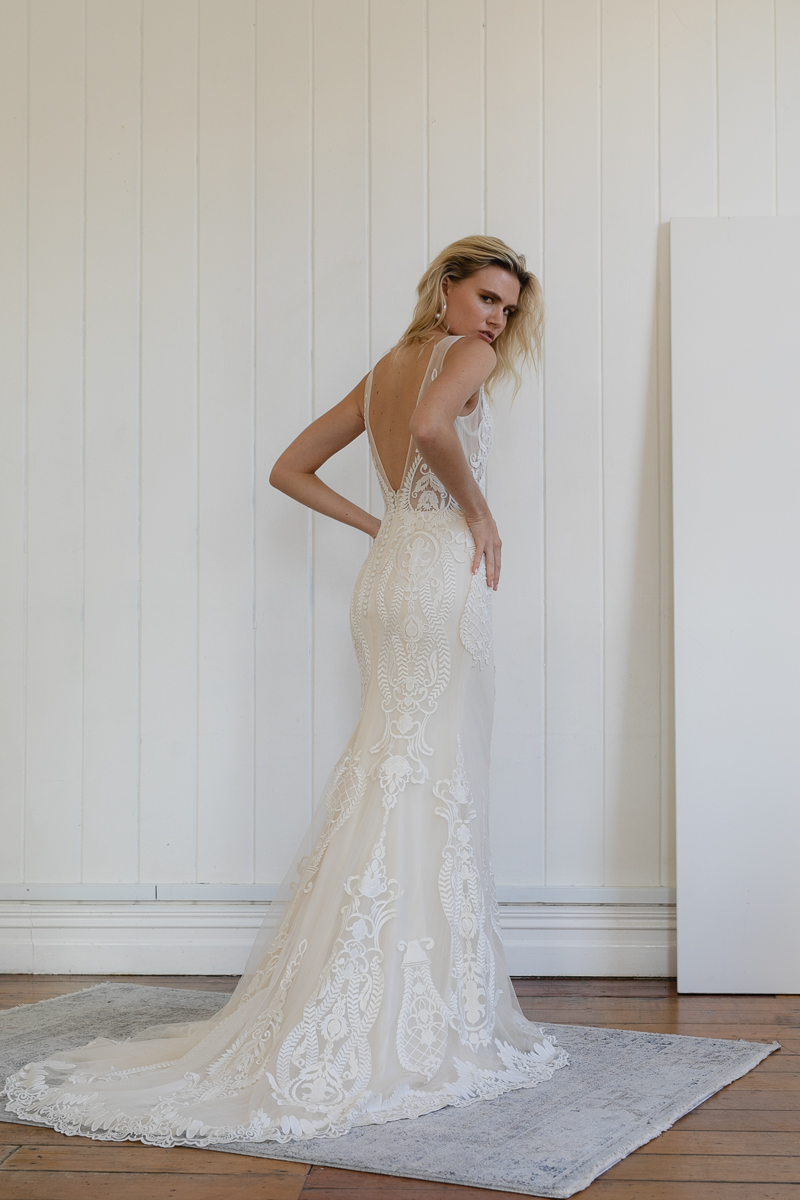 20190902 Hera Couture Corp Studio Day 1 Afternoon 2491Benedetti Wedding Dress