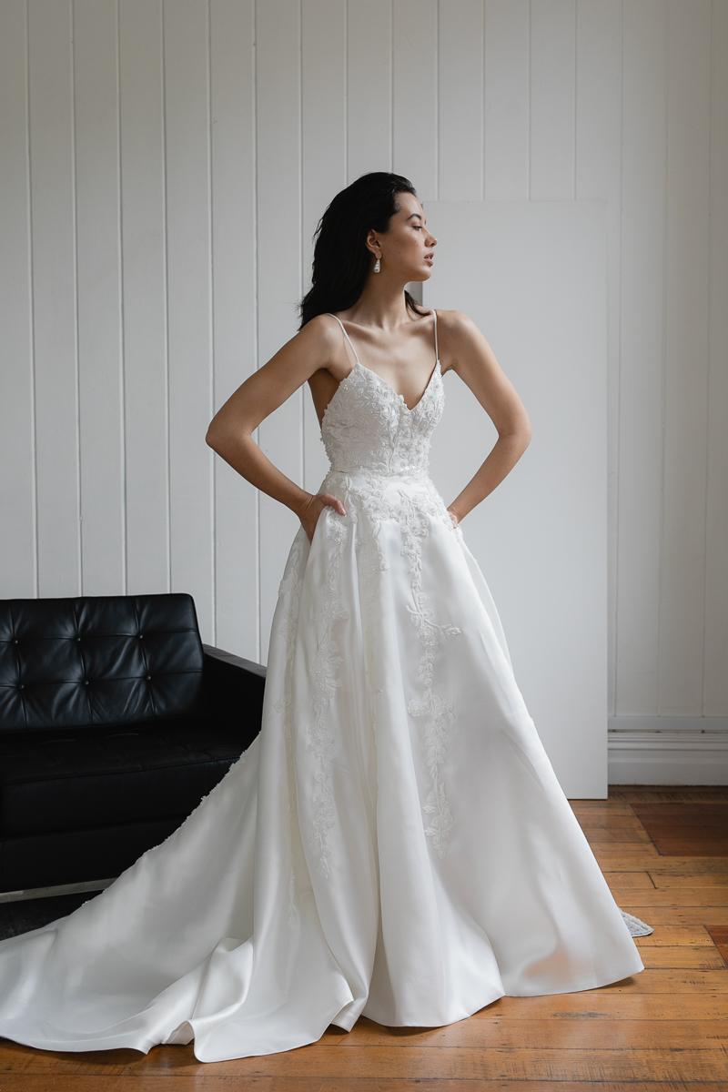 20190902 Hera Couture Corp Studio Day 2 3766Rosa De Rosa Wedding Dress