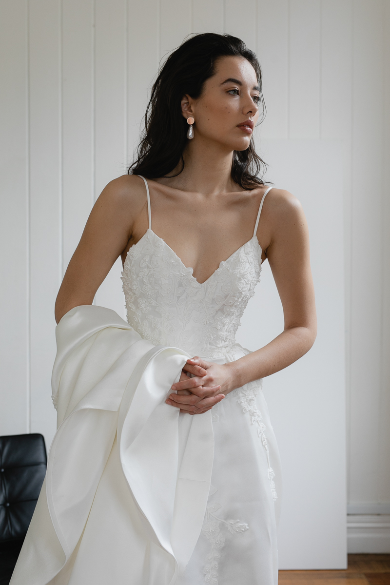 20190902 Hera Couture Corp Studio Day 2 3814Rosa De Rosa Wedding Dress