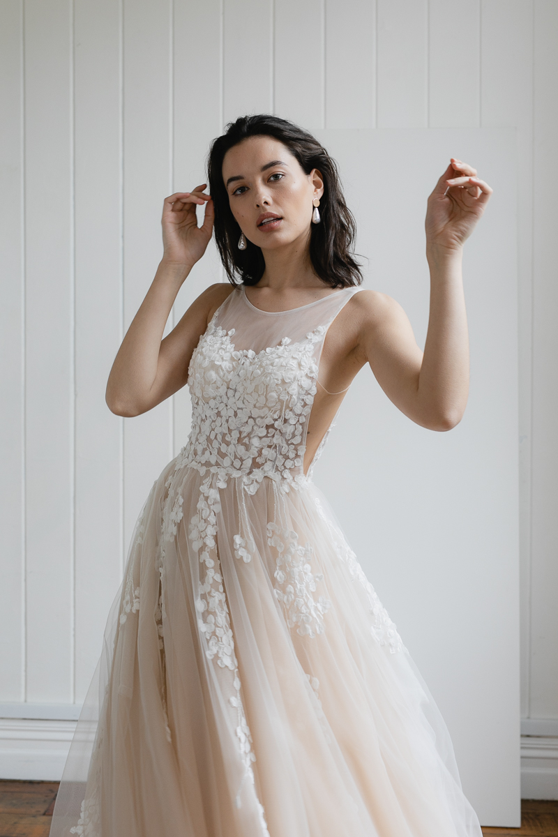 20190902 Hera Couture Corp Studio Day 2 4310Mizelle Wedding Dress