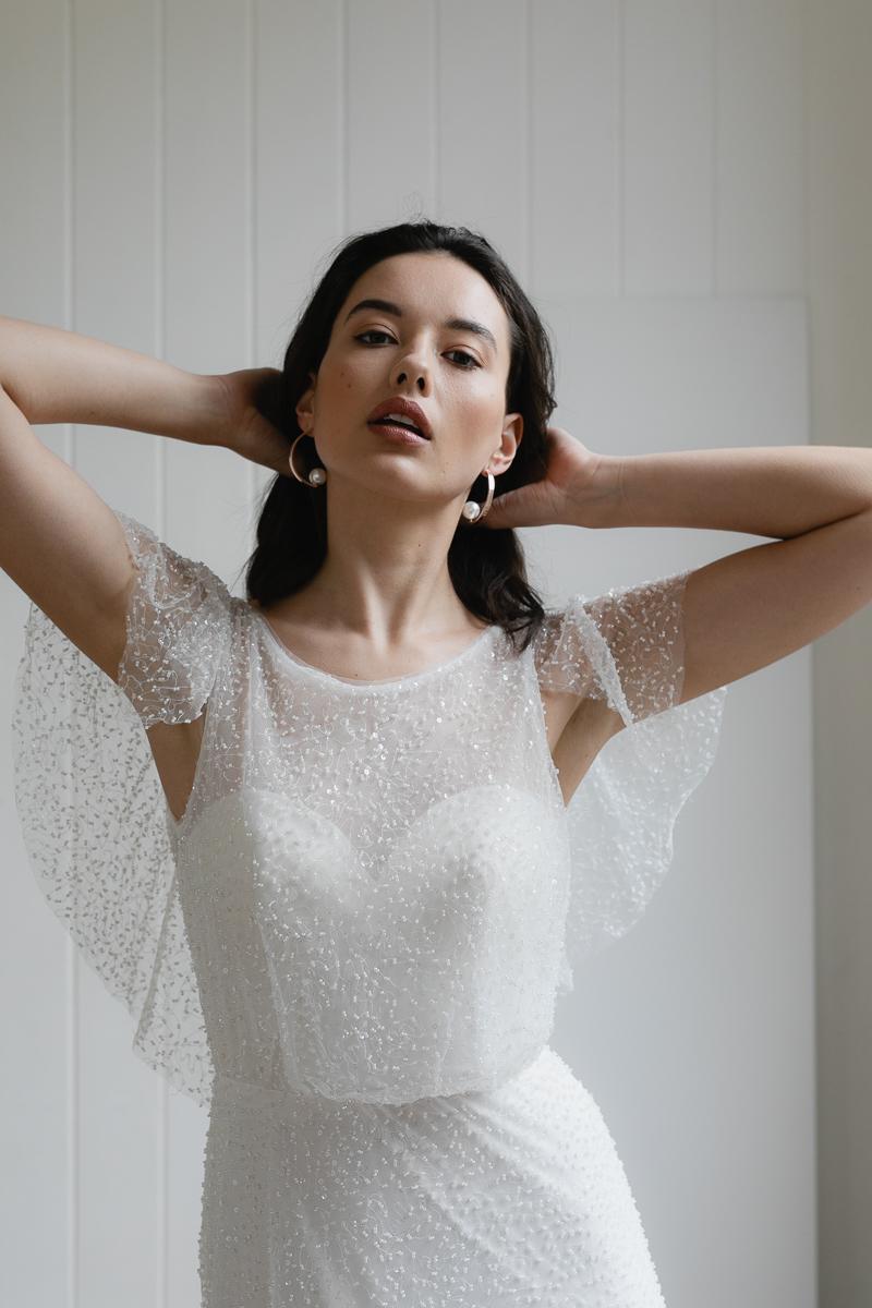 20190902 Hera Couture Corp Studio Day 2 4614Caccini Beaded Wedding Dress