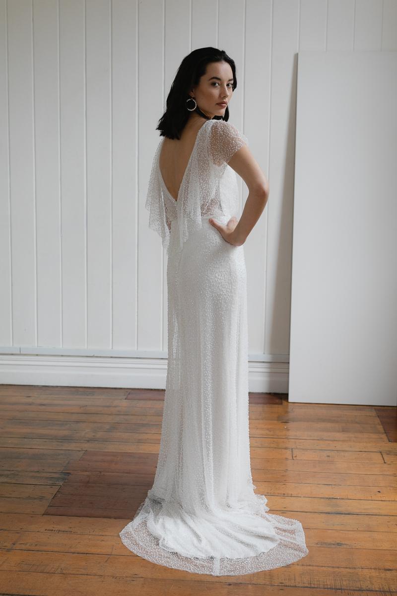 20190902 Hera Couture Corp Studio Day 2 4693Caccini Beaded Wedding Dress
