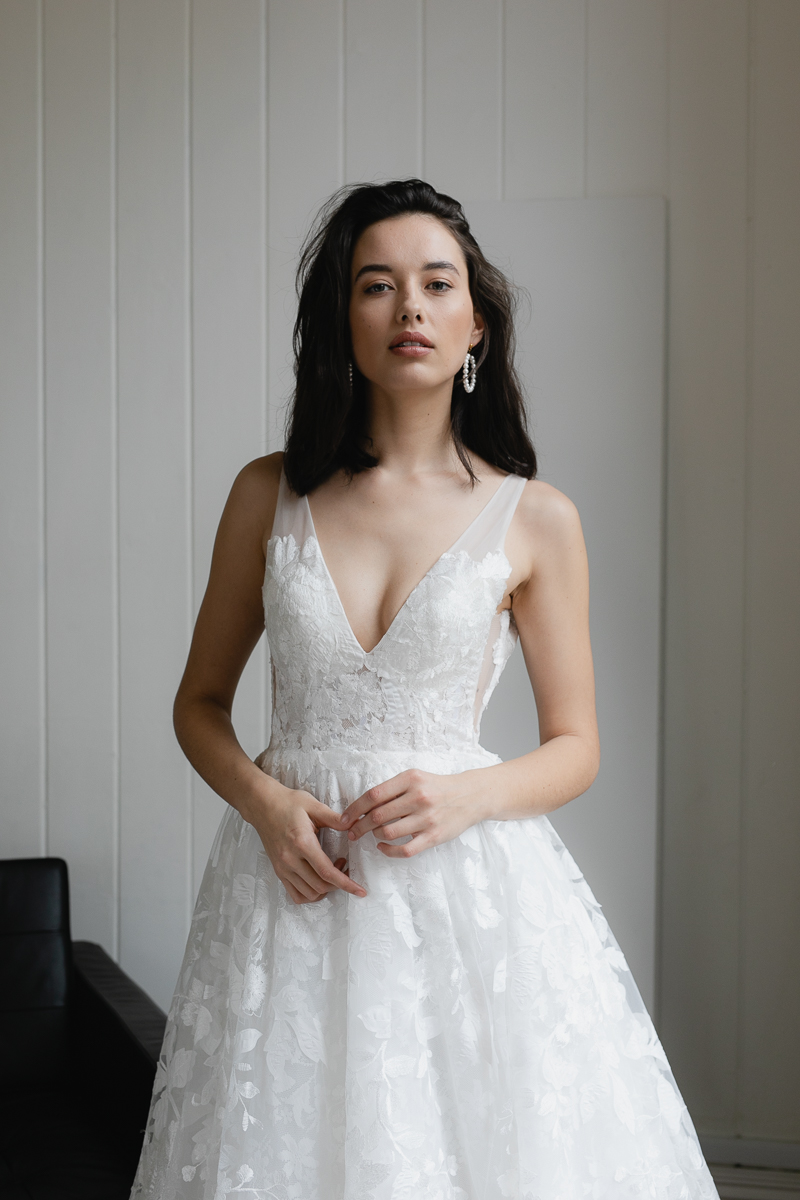 20190902 20190902 Hera Couture Casado Wedding Dress White Ball Gown