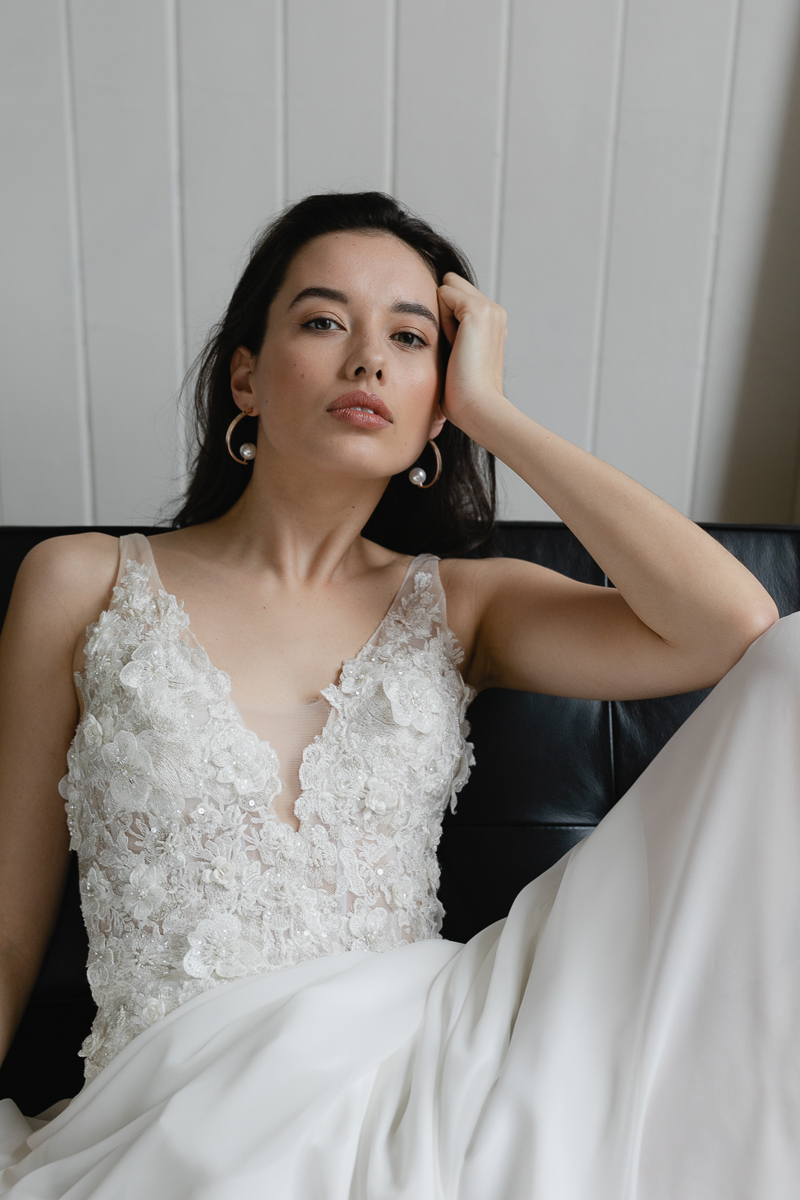 20190902 Hera Couture Corp Studio Day 2 5339Galan Beaded Wedding Dress