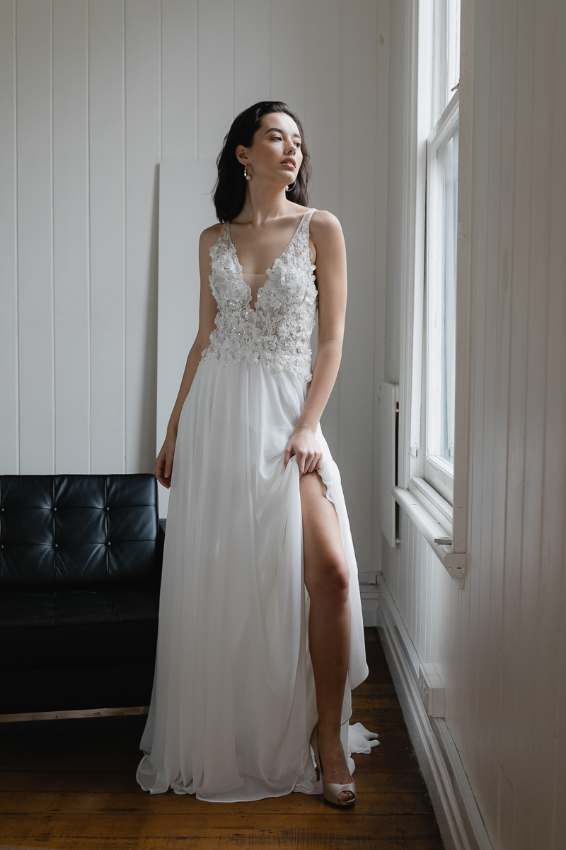 20190902 Hera Couture Corp Studio Day 2 5369Galan Beaded Wedding Dress