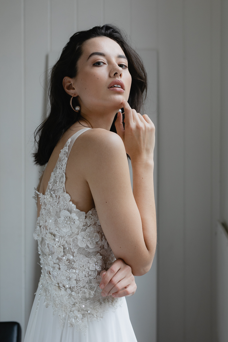 20190902 Hera Couture Corp Studio Day 2 5427Galan Beaded Wedding Dress