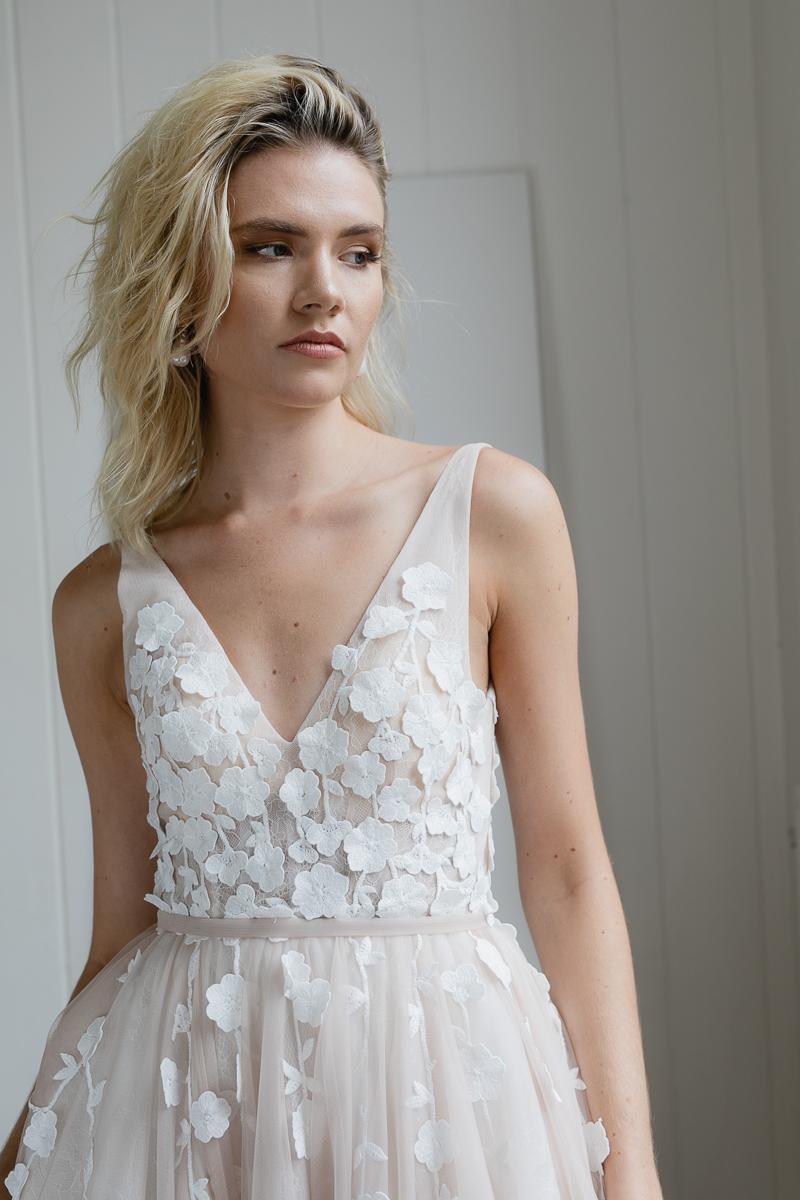 20190902 Hera Couture Corp Studio Day 2 6201Blush Lavant Wedding Dress