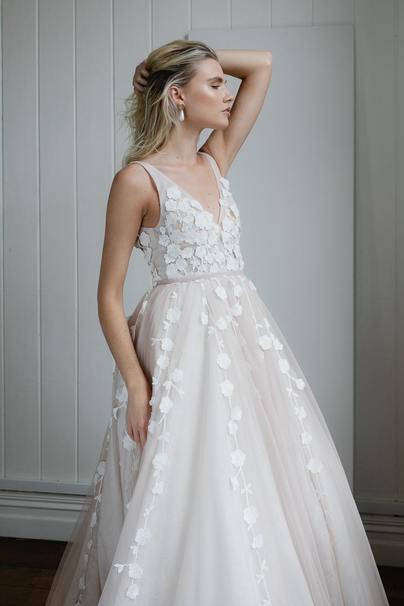 20190902 Hera Couture Corp Studio Day 2 6230Blush Lavant Wedding Dress