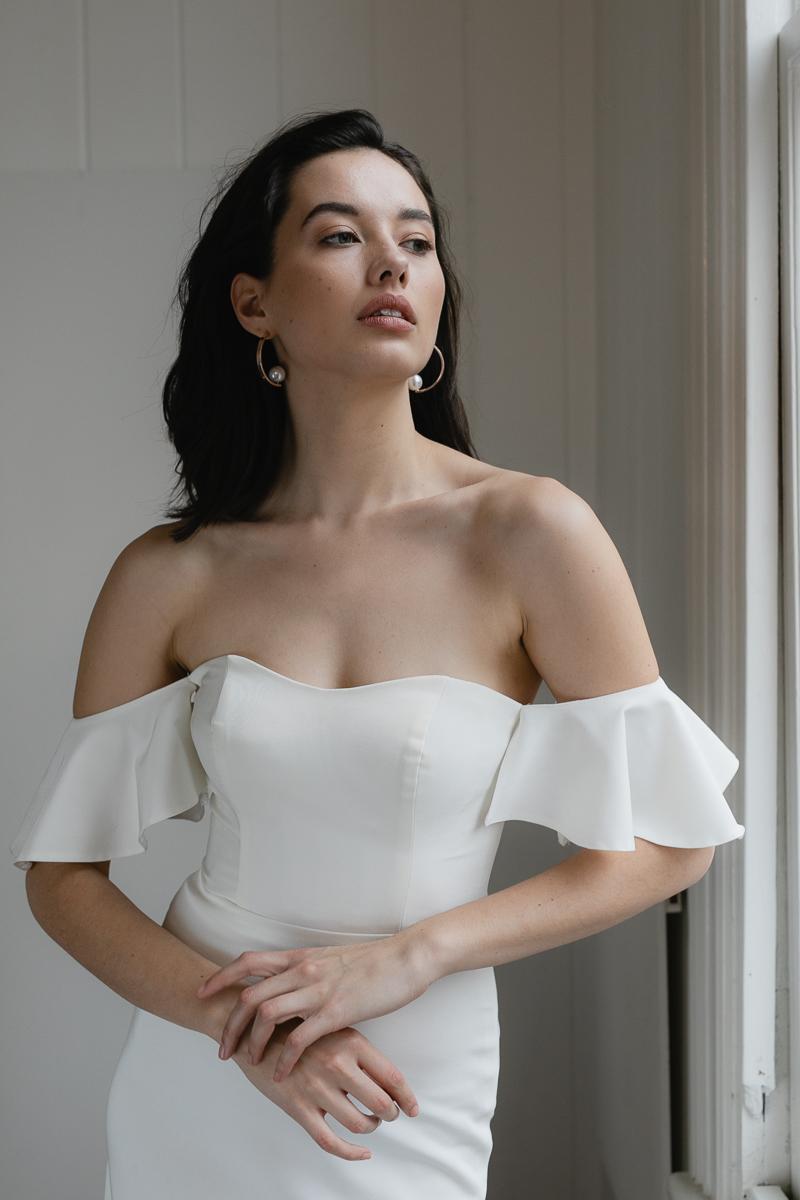 20190902 Hera Couture Corp Studio Day 2 6593Barnett Wedding Dress White