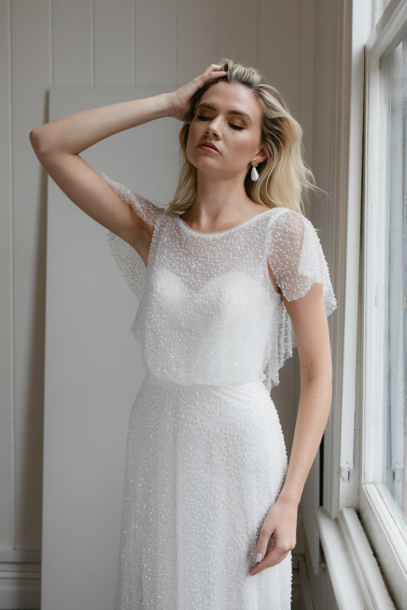 20190902 Hera Couture Corp Studio Day 2 6635Caccini Beaded Wedding Dress