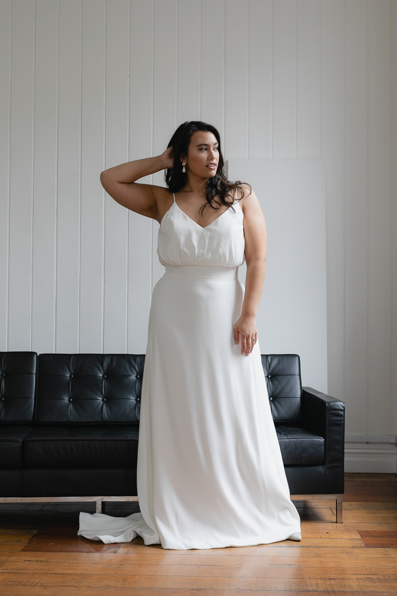 20190910 Hera Corp Studio Curve 1230Lulier Wedding Dress