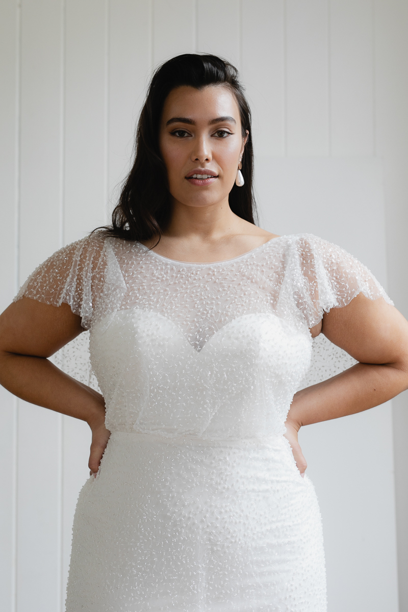 20190910 Hera Corp Studio Curve 314Caccini Beaded Wedding Dress
