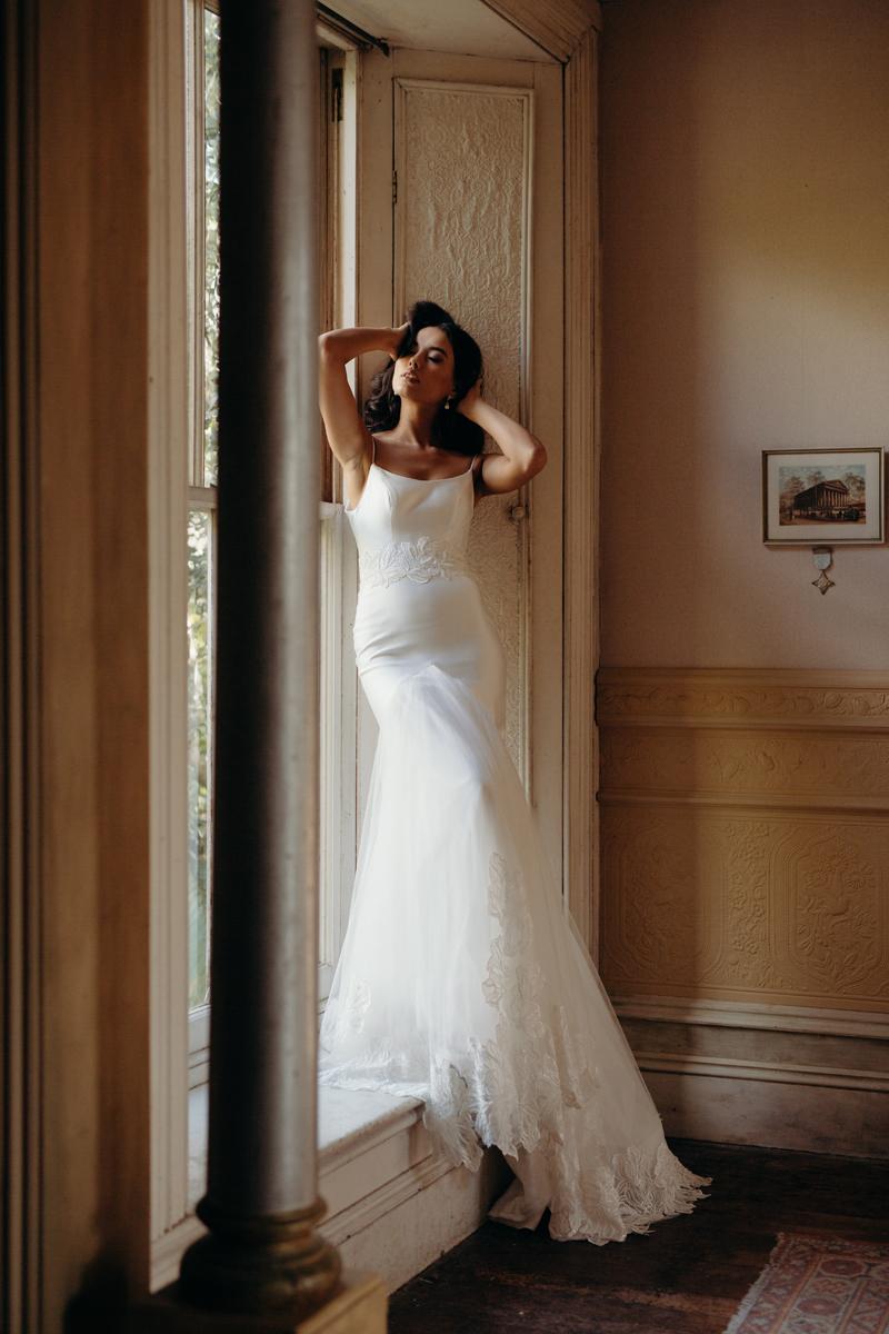 Cecil Wedding Dress . A65A4847