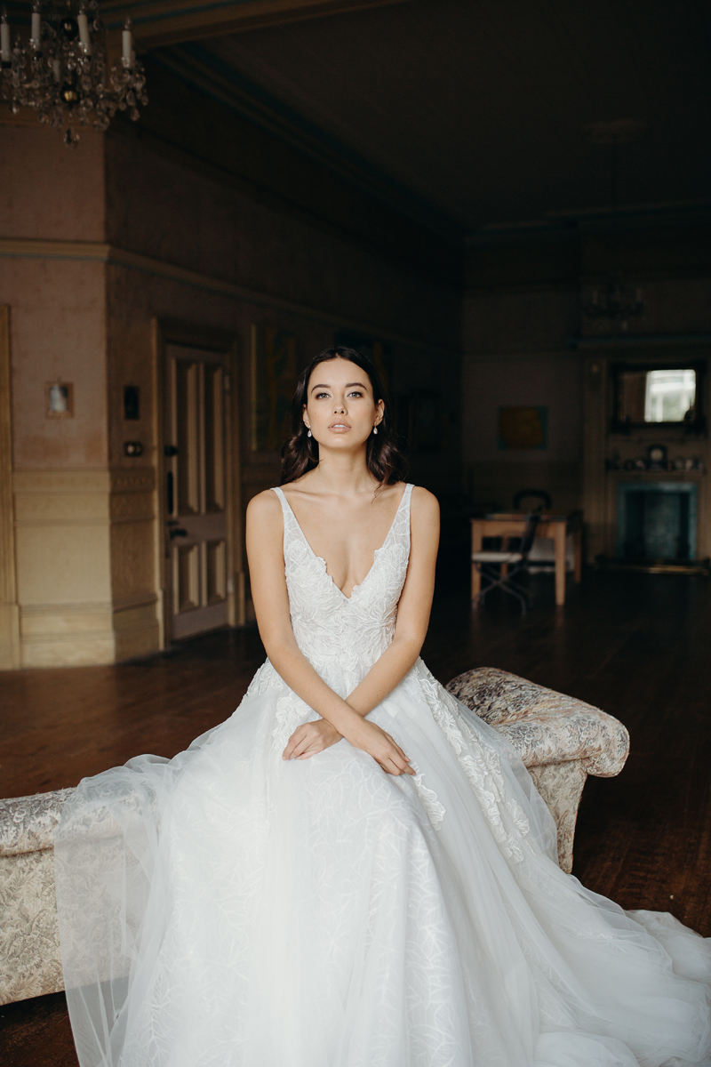Assandra Wedding Dress