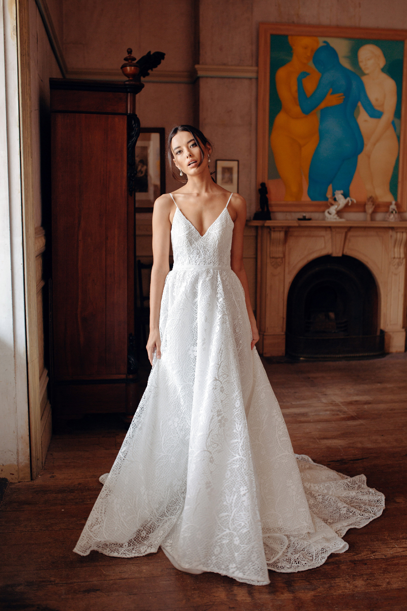 Genevieve Wedding Dress