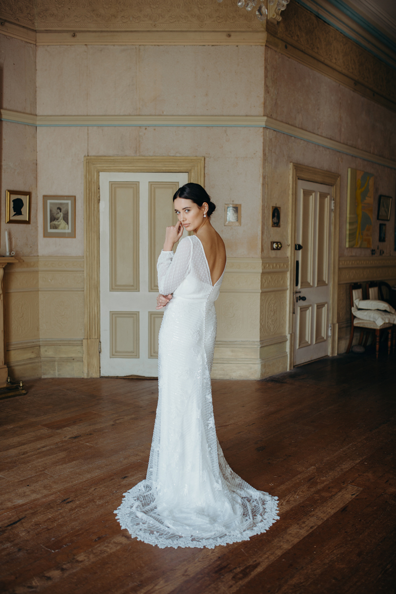 Monteverdi wedding dress