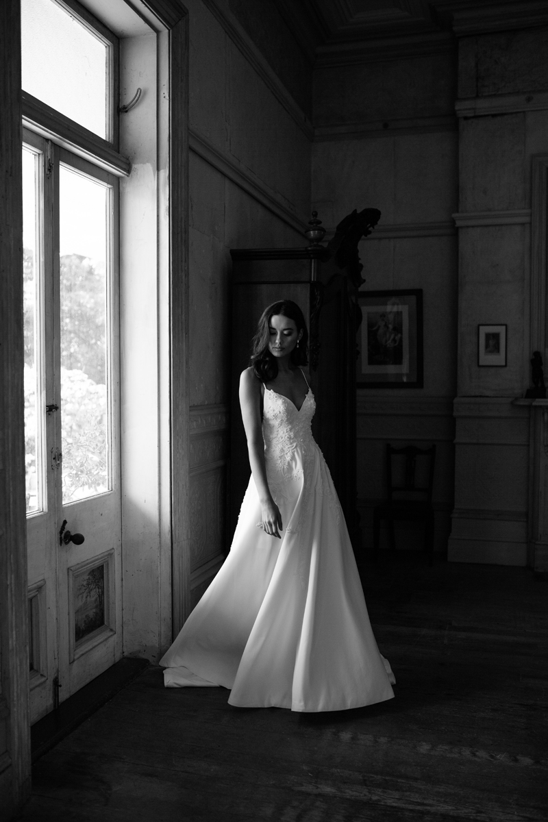 Rosa de Rosa Wedding Dress