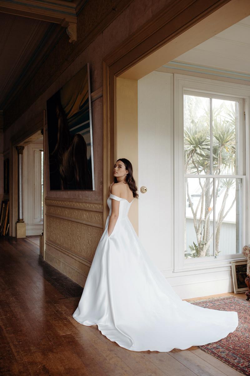 Von Maria Wedding Dress