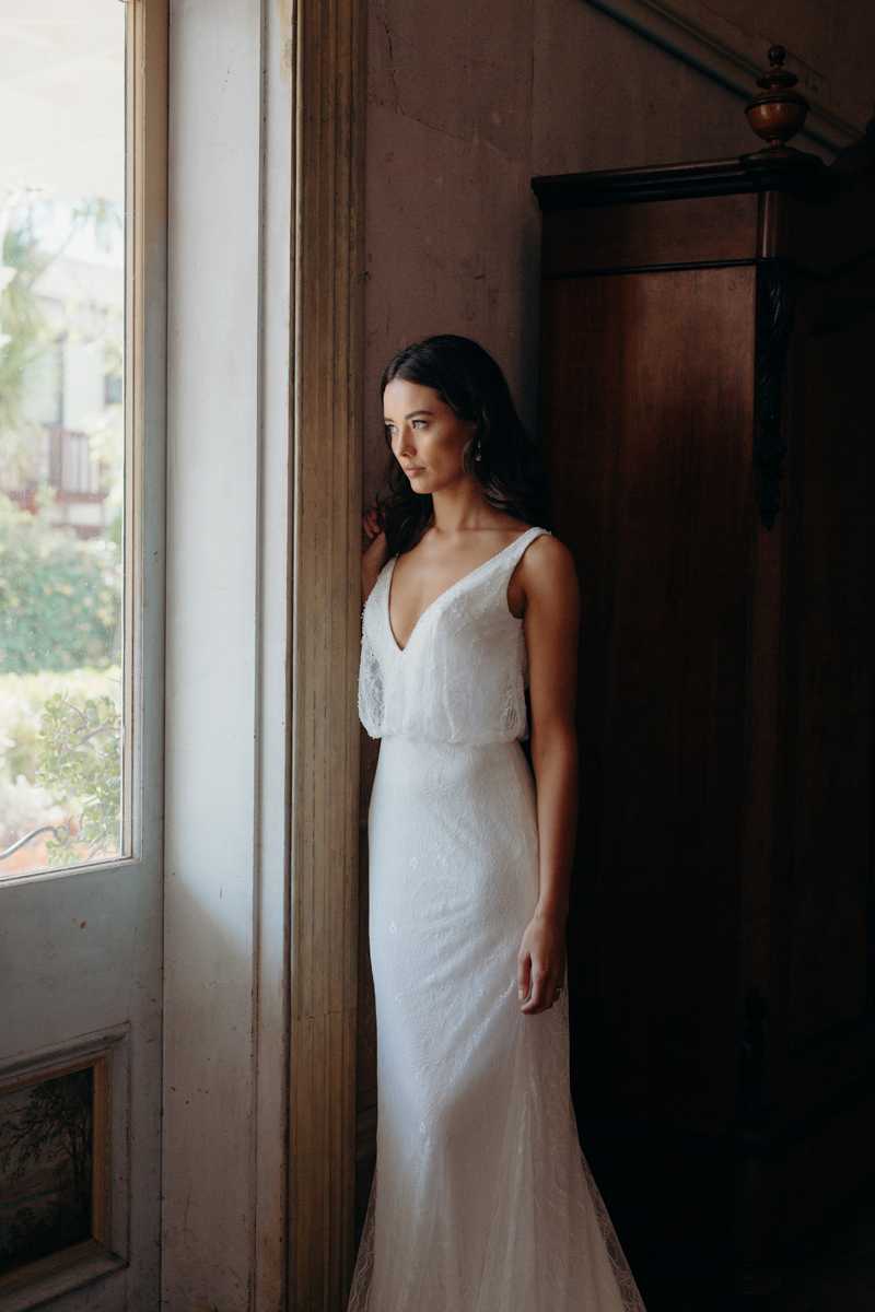 Moondust Wedding Dress