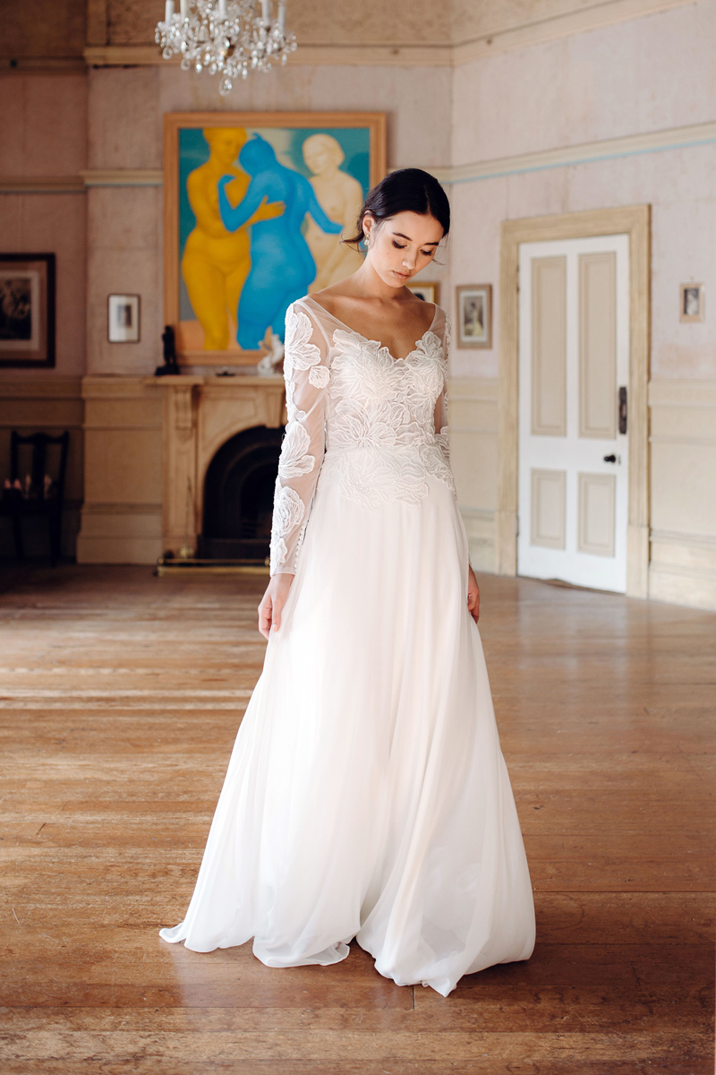 Vanete Wedding Dress