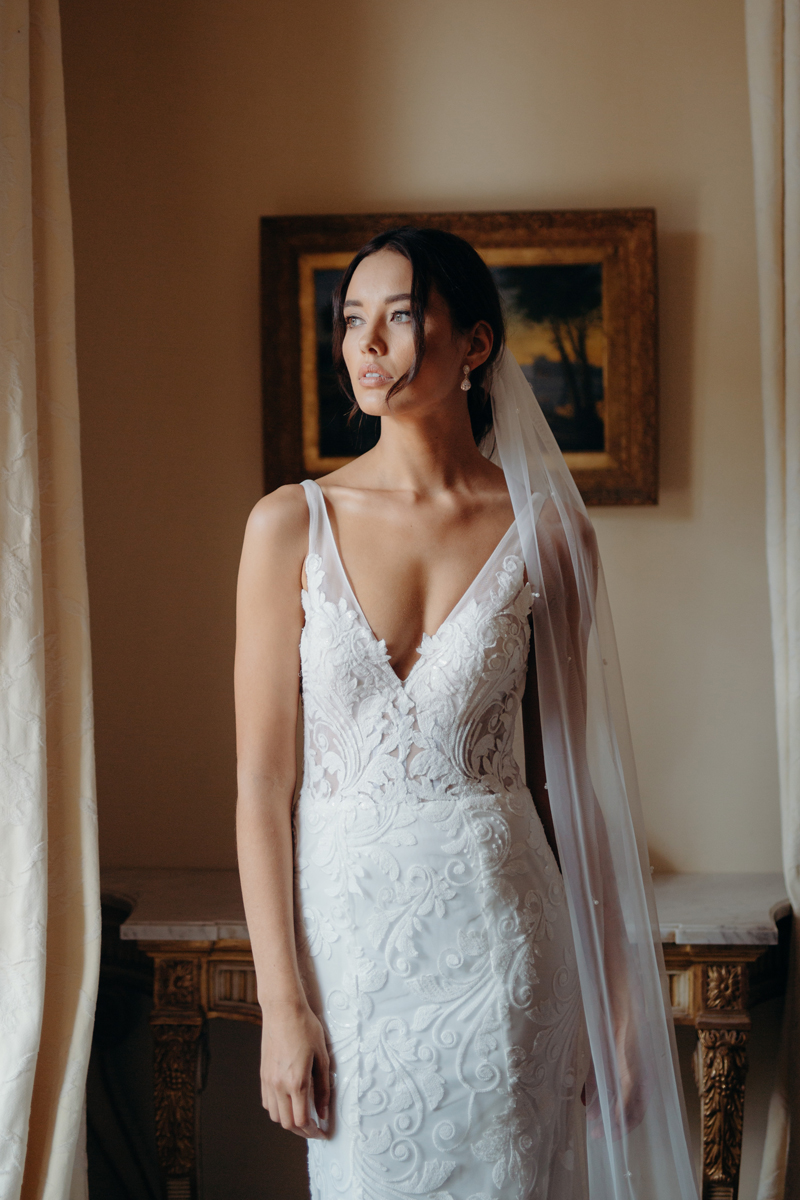 Bosset Wedding Dress