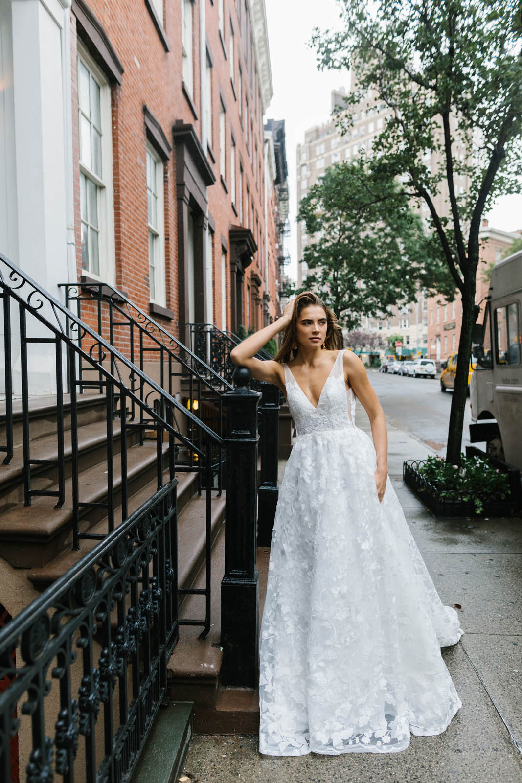 Hera Casado Wedding Dress Portrait Ny 183