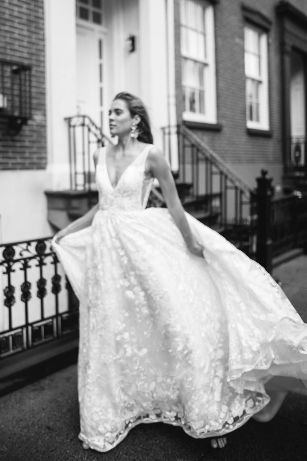 Hera Casado Wedding Dress Portrait Ny 194
