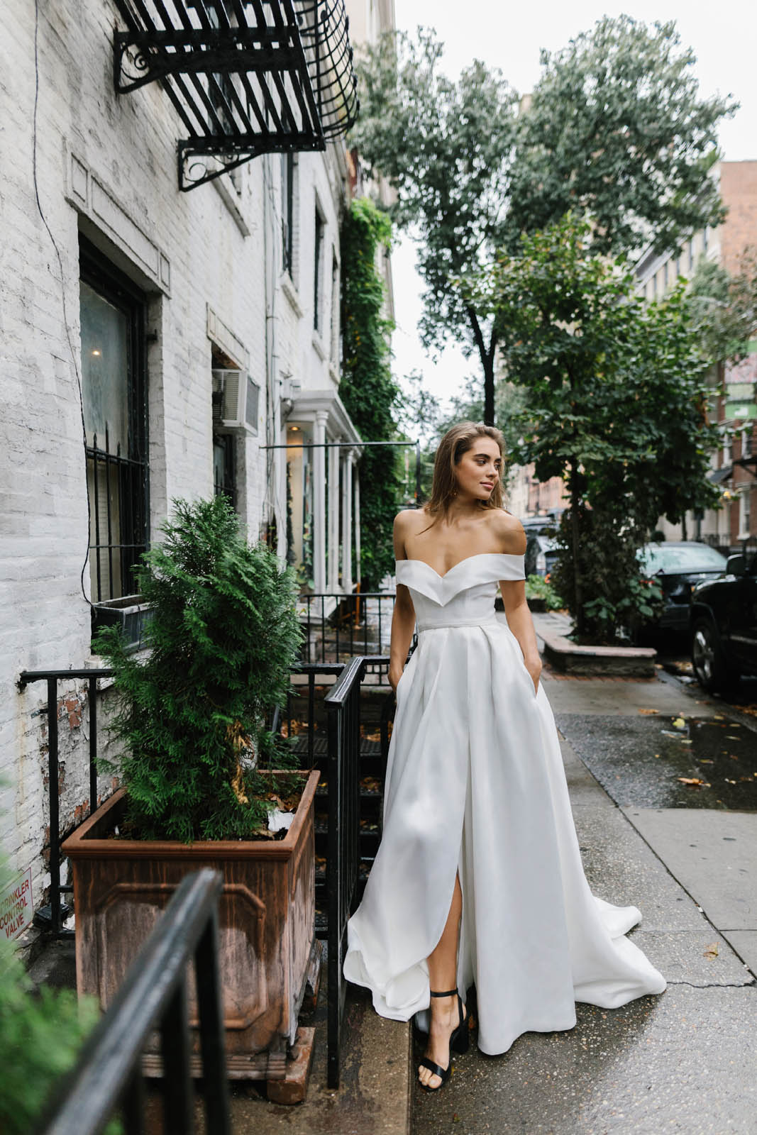 Hera Francois Wedding Dress Portrait Ny 51A