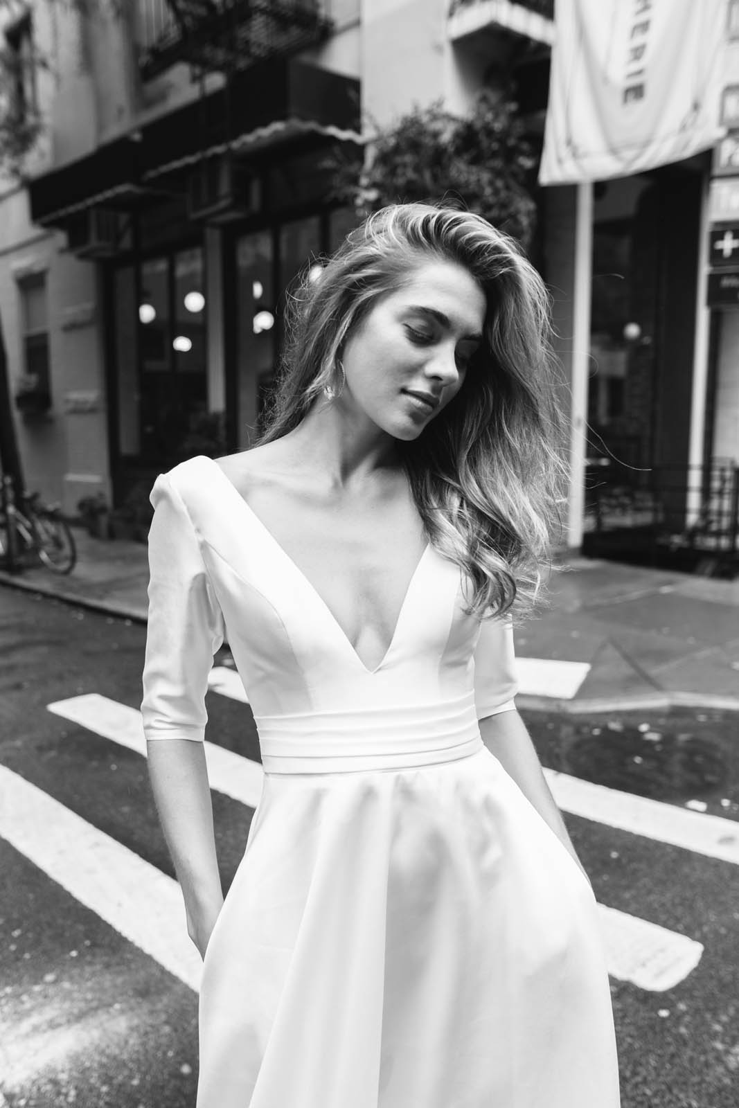 Hera Gracie Wedding Dress Portrait Ny 16