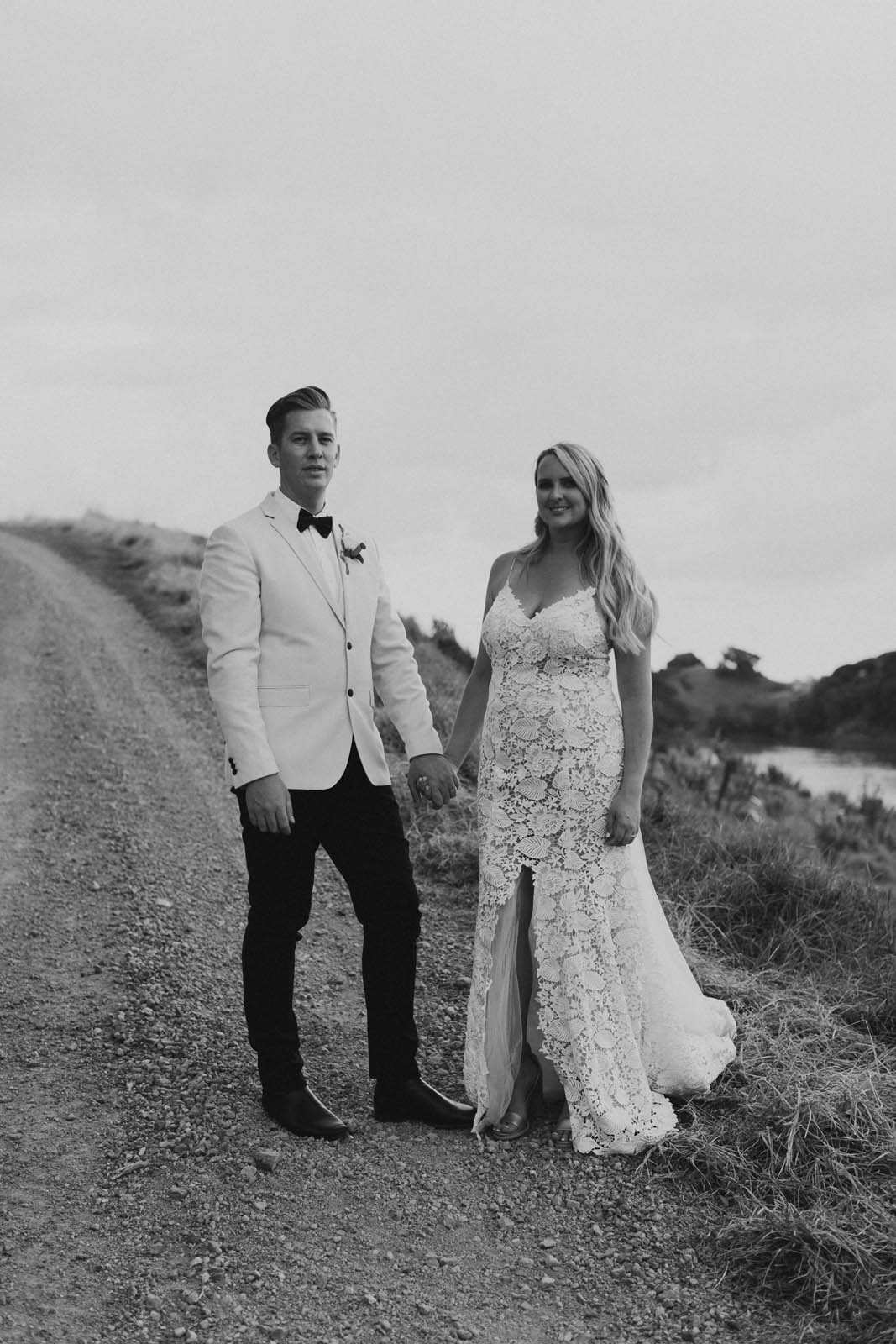 Rachel And Richard Nz Weddings Della Pieta Hera Couture_0022
