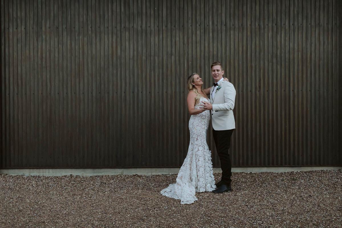 Rachel And Richard Nz Weddings Della Pieta Hera Couture_0037