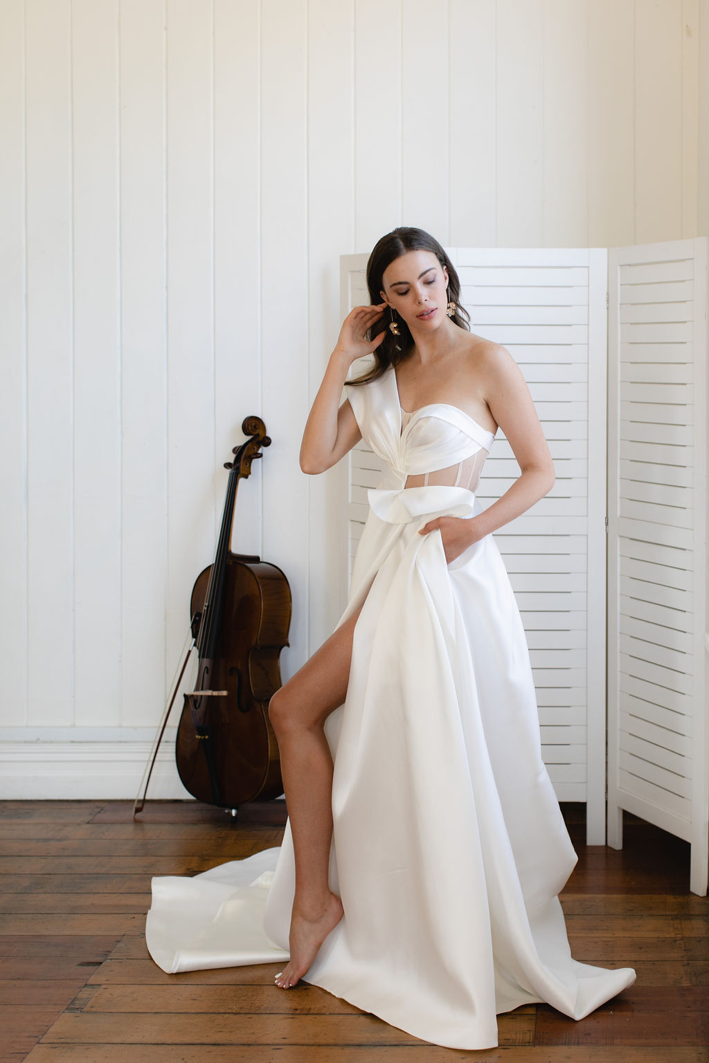 Symphony Wedding dresses Collection