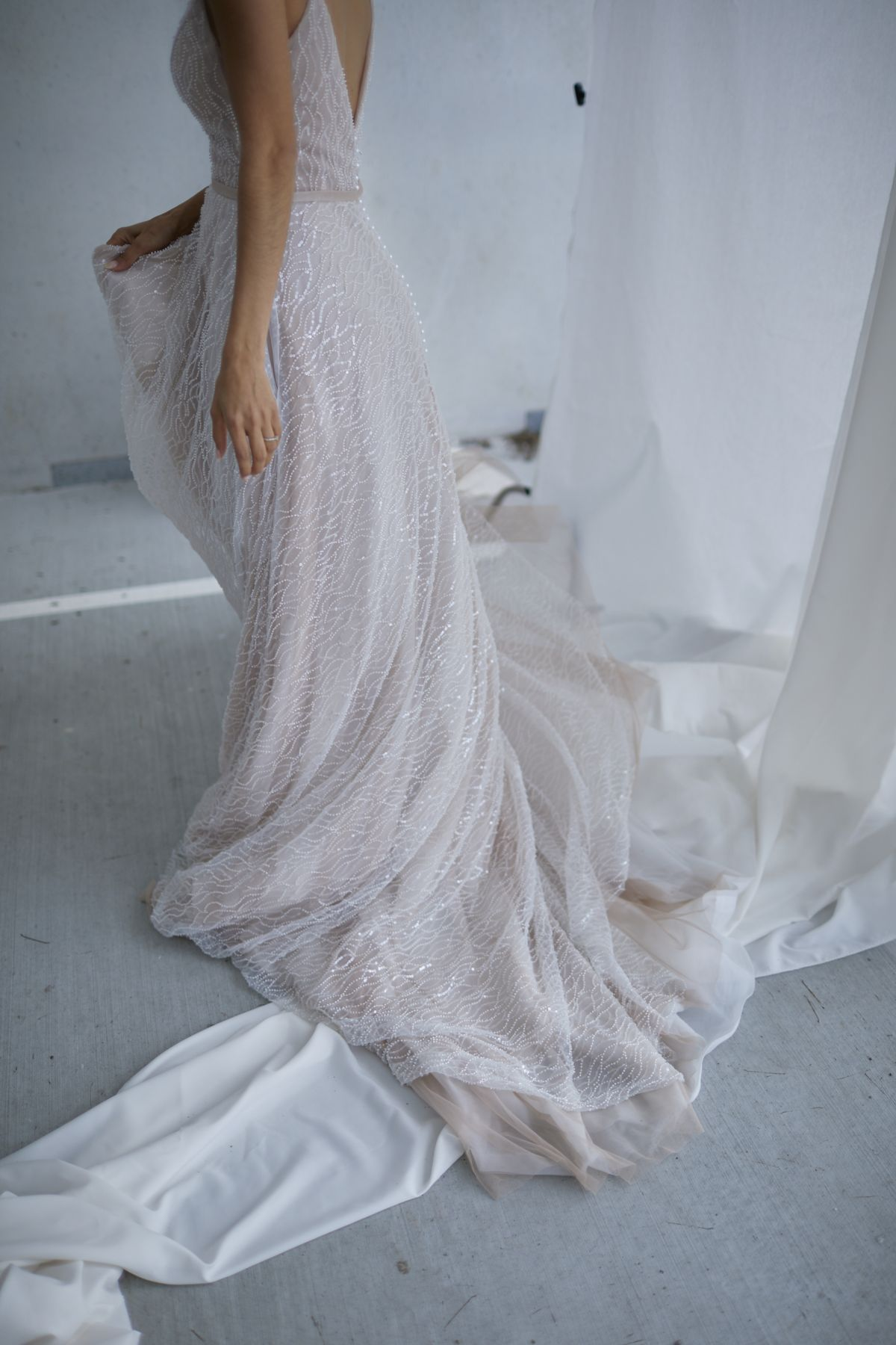 Laurent In Blush Wedding Gown 4_0407 1800Px