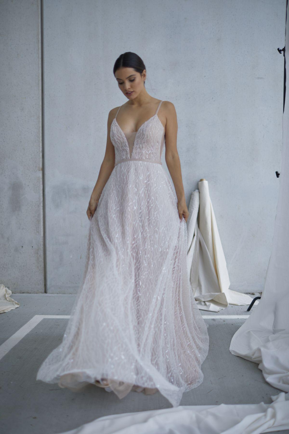 Laurent In Blush Wedding Gown 4_0413 1800Px