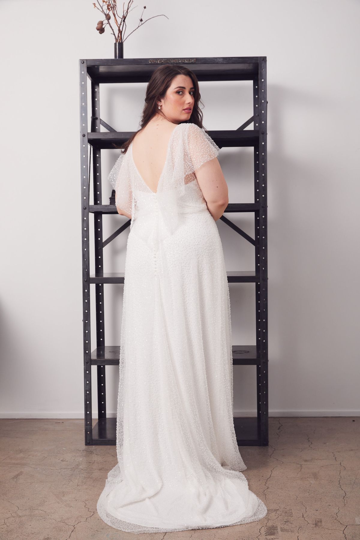 Caccini Curve Wedding Gown _22 4364