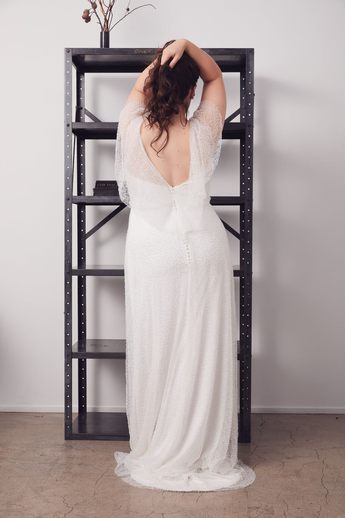 Caccini Curve Wedding Gown _22 4383