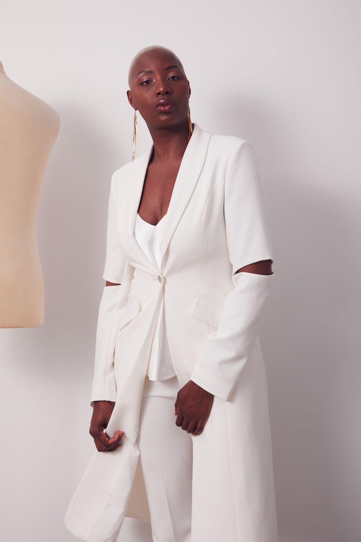 Marx Coat Wedding Gown _18 3646