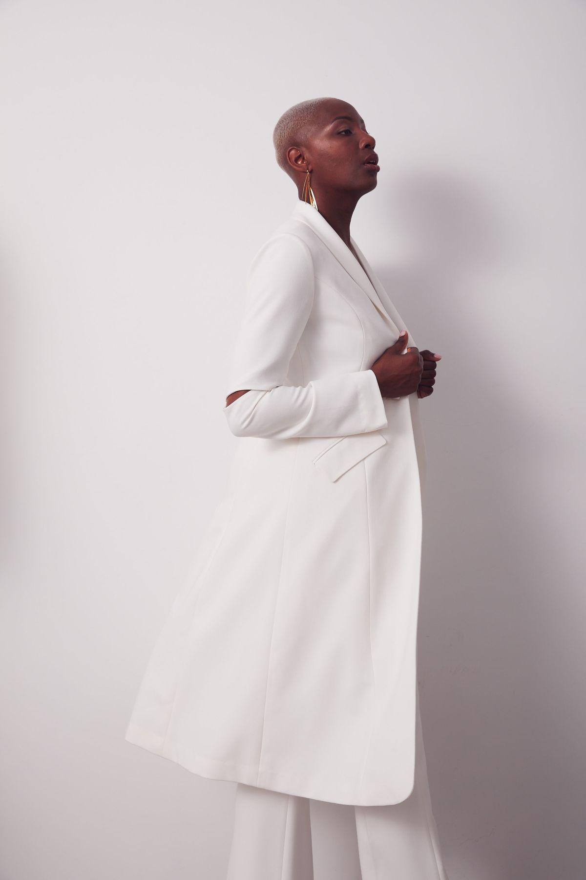 Marx Coat Wedding Gown _18 3716