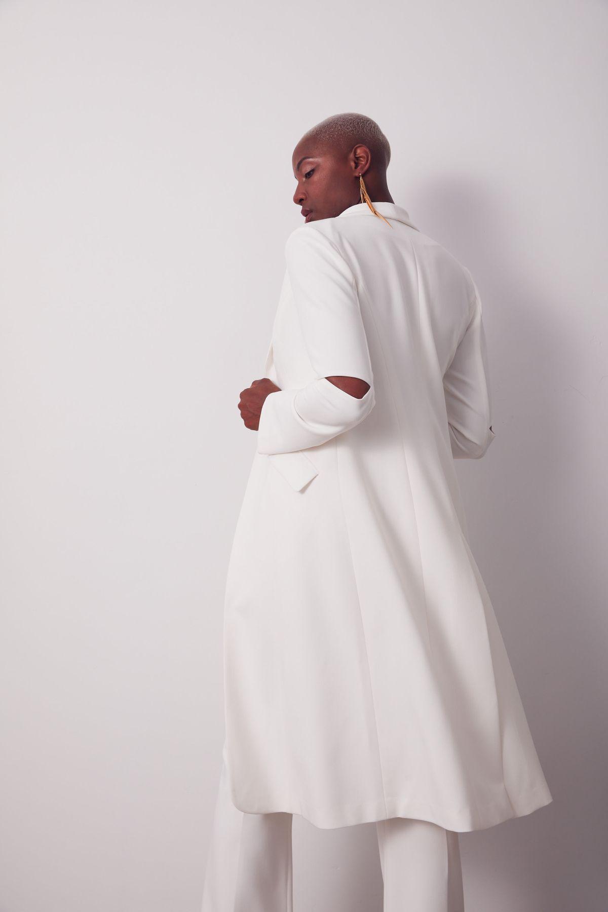 Marx Coat Wedding Gown _18 3720