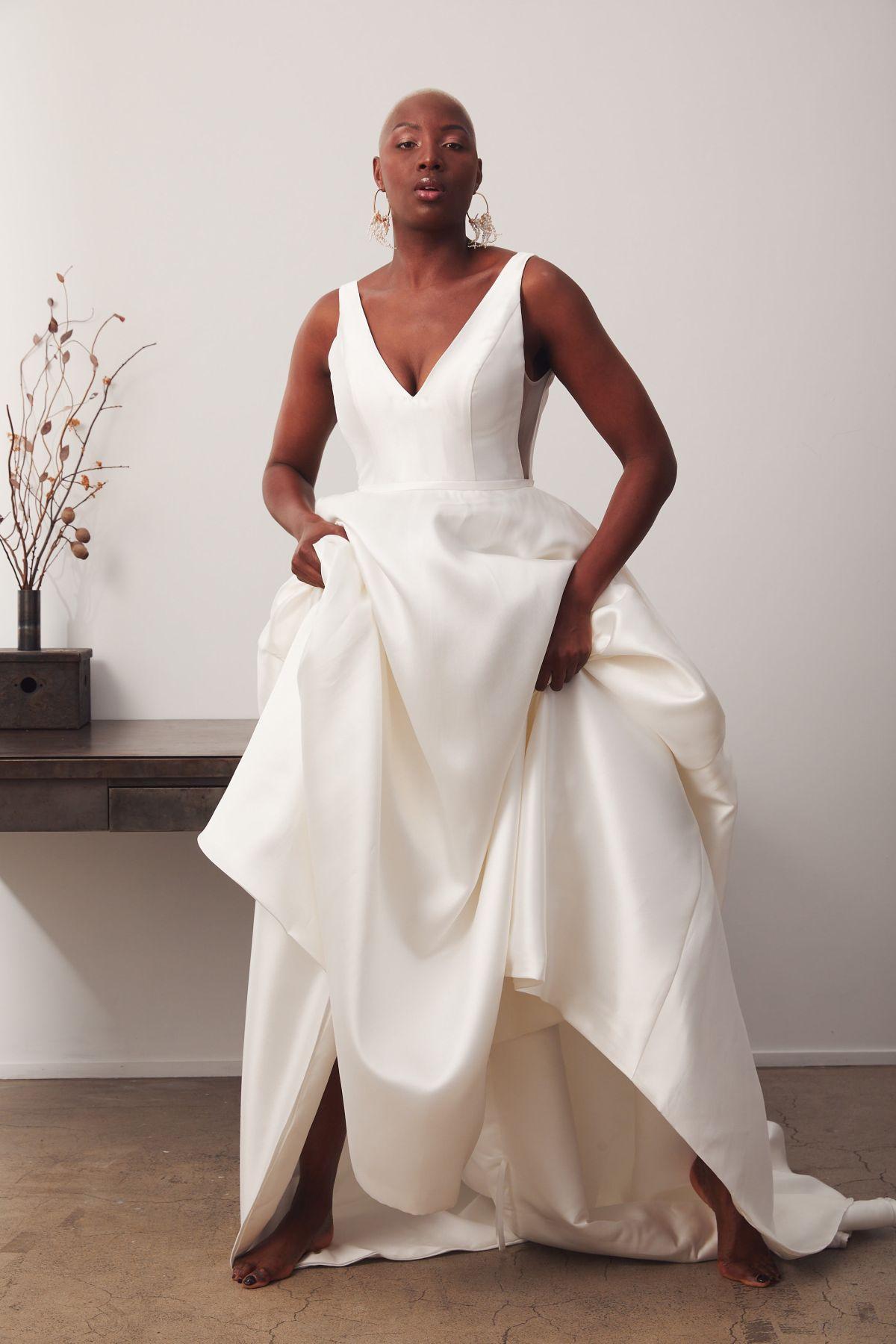 Versailles Curve Wedding Gown _09 1920