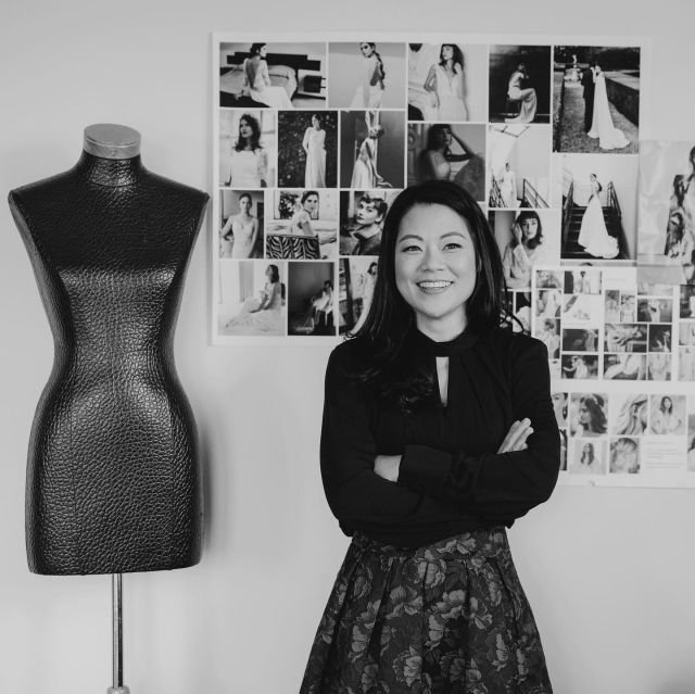 Talking Wedding Style With Crane Brothers and Hera Couture's Katie Yeung 👉🏽 Read the full article on Crane Brothers blog #HeraCouture #WeddingTrends